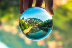Scenery categories: crystal ball Miao Village. Eastphoto, tukuchina, Scenery categories: crystal ball Miao Village Stock Images