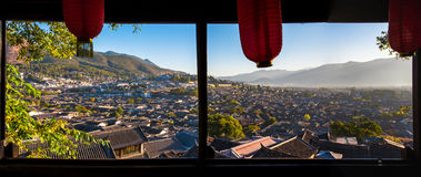 Scenery categories: Lijiang scenery Royalty Free Stock Photos