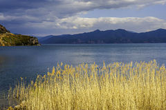 Scenery categories: Lugu Lake scenery Stock Images