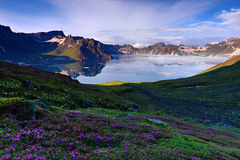 Scenery categories: Tianchi Stock Photos