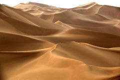 Scenery categories: Xinjiang desert scenery royalty free stock images