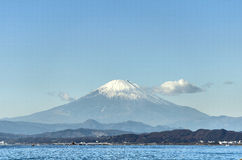 Scenery from Enoshima. Royalty Free Stock Photography