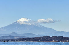 Scenery from Enoshima. Stock Photos