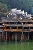 The scenery of Fenghuang in Hunan,China Stock Photography
