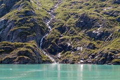 Scenery in Glacier Bay, Alaska Royalty Free Stock Image