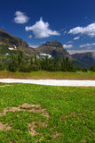 Scenery of Glacier National Park Royalty Free Stock Photo