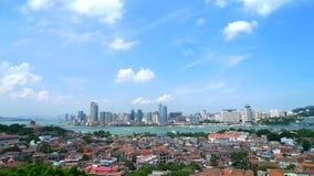 The scenery of gulangyu island Stock Photography