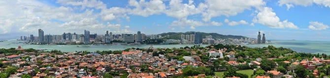 The scenery of Gulangyu island Stock Image
