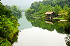 The scenery of Hangzhou Stock Photography
