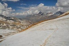 Scenery in Himalayas Stock Photos