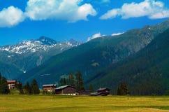Scenery In Switzerland Royalty Free Stock Photo
