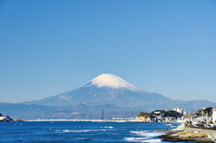 Scenery from inamuragasaki. Royalty Free Stock Photos