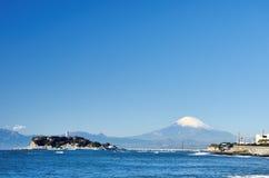 Scenery from inamuragasaki. Stock Images