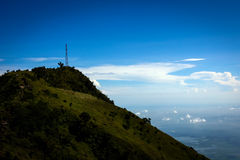 Scenery from Indonesia mountain Royalty Free Stock Photos