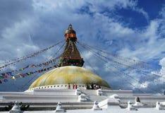 Scenery in Kathmandu Royalty Free Stock Image