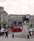 Scenery in London city Royalty Free Stock Image