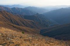 Scenery of Mt.Wutaishan Stock Photo