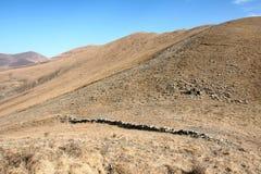 Scenery of Mt.Wutaishan Stock Photography