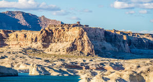 Scenery near lake powell arizona Stock Photo