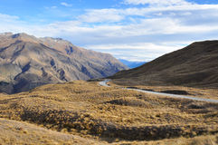 Scenery in New zealand Royalty Free Stock Photography