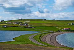 Scenery on Orkney Stock Photos