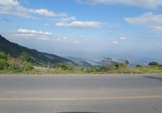 Scenery on Phu Thap Boek Stock Image