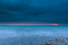The scenery of Qinghai Lake Royalty Free Stock Photos