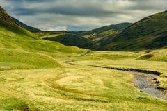 Scenery of Scotland in England Stock Photo
