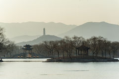 The scenery of Summer Palace Royalty Free Stock Photos