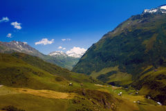 Scenery in Switzerland Royalty Free Stock Photography