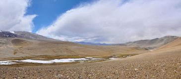 Scenery in Tibet Stock Images