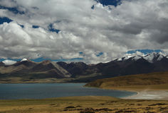 The scenery of Tibet Stock Photography