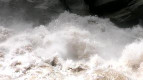 Scenery of Tiger Leaping Gorge. stock footage