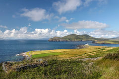 Scenery of Valentia Island Stock Photography