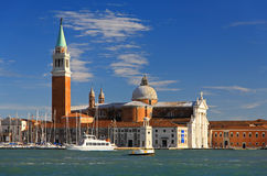 The scenery of Venice Royalty Free Stock Photo