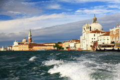 The scenery of Venice Stock Photo