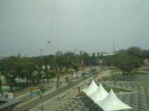 Scenery. View in jakarta Stock Photo