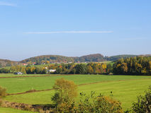 Scenery of Vulkaneifel, Rhineland-Palatinate, Germany Royalty Free Stock Photos