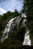 Scenery waterfalls nature Stock Images