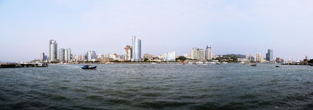 The scenery of Xiamen Stock Photos