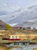 The scenery of Xinduqiao Royalty Free Stock Photos