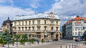 Scenes from Bielsko-Biala Royalty Free Stock Photo