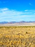 Scenes from the Extraterrestrial Highway, NV Stock Image