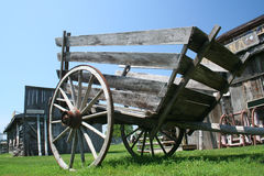 Free Scenes From An Old West Town Royalty Free Stock Photo - 1142005