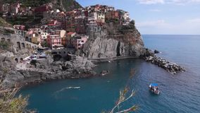 Scenes of Manarola (10 of 14) stock footage