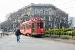Scenes of Milan, Italy Stock Photography