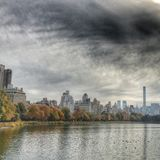Scenes from New York City Royalty Free Stock Images