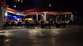 Scenes of Nightlife in Venice Italy (9 of 10)