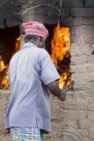 Scenes of rural life in India Stock Photos