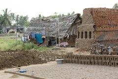 Scenes of rural life in India Stock Photo